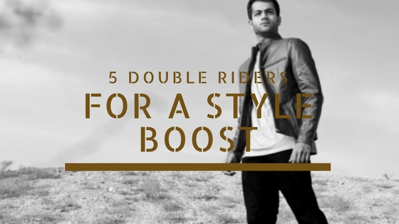 5 Double Riders For A Style Boost