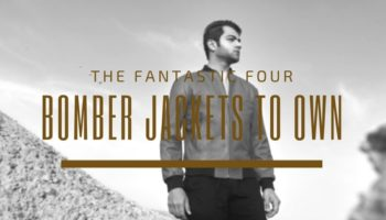 fantastic four bomber jackets