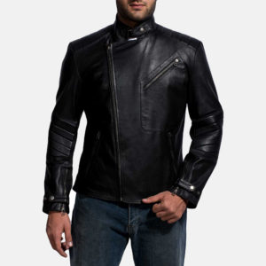 Give him this leather jacket gift which you can be sure he'll appreciate.