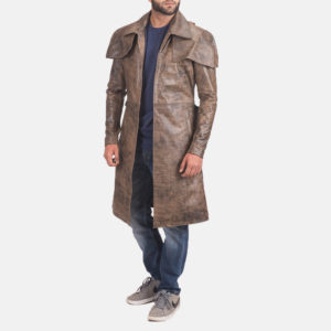 Speaking of unique style and an unforgettable first leather jacket, we introduce you to the duster jacket.