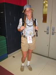 Tourist Halloween Costumes