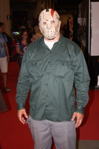 Jason Voorhees from Friday the 13th Halloween Costume