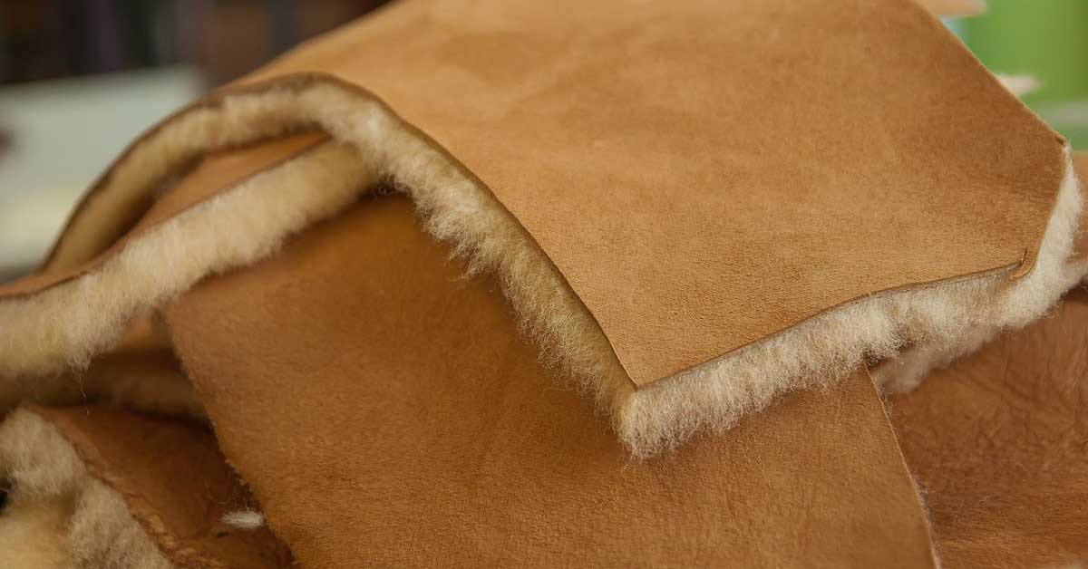 What is Sheepskin Leather? - The Jacket Maker Blog