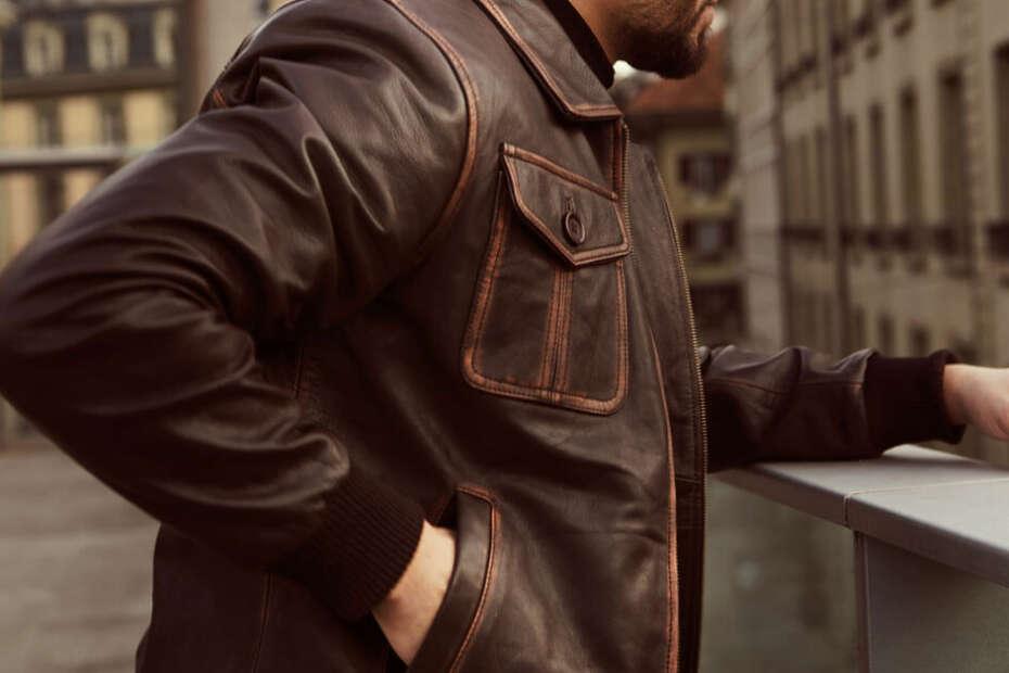 bomber jacket style mens
