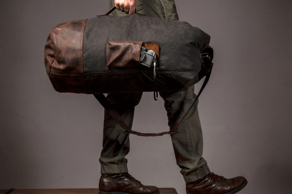 what is a duffle bag