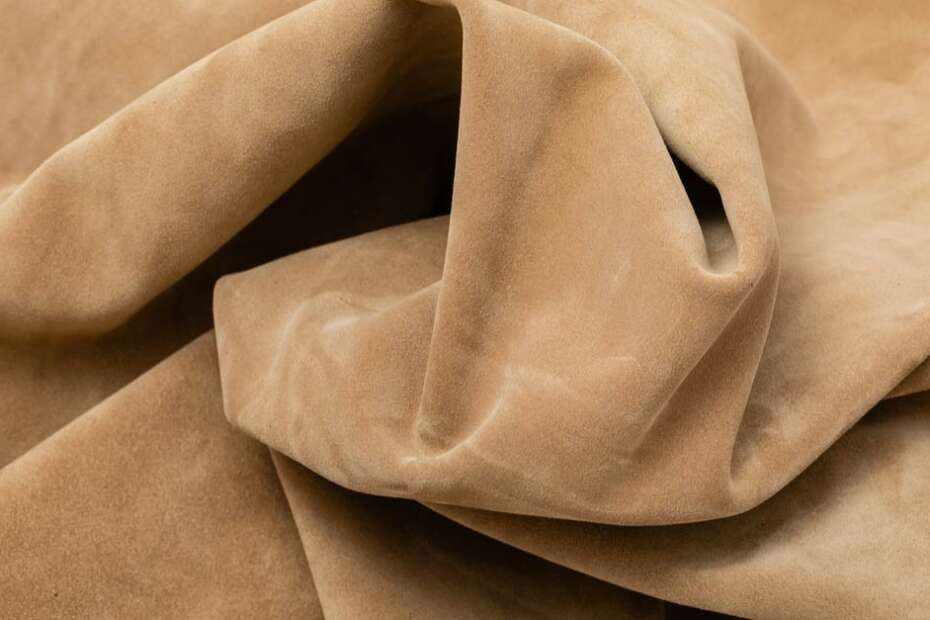 what is nubuck leather