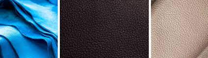 The differences between aniline, semi-aniline and pigmented leathers