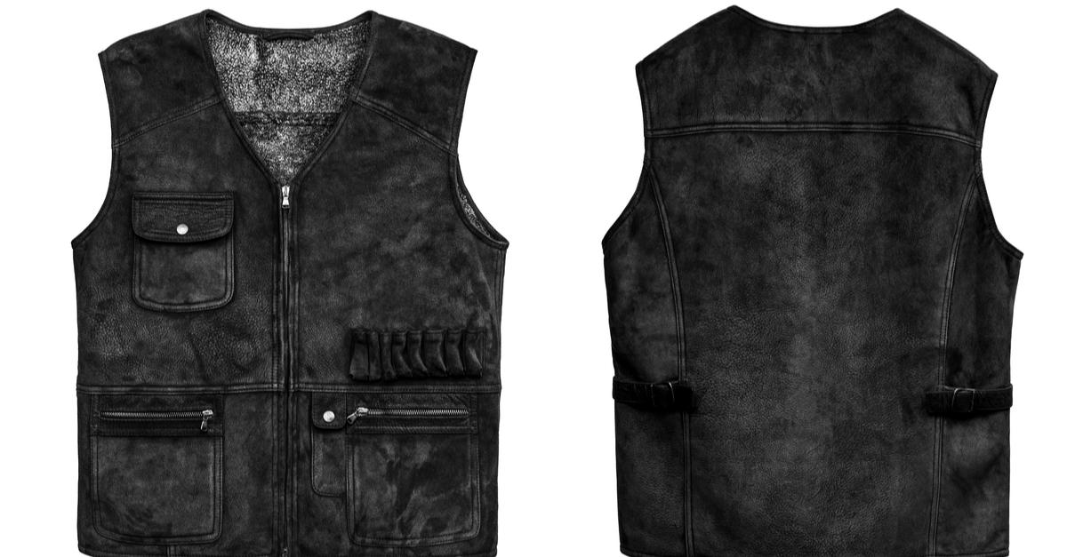 Leather Vest Guide; 13 Best For Men