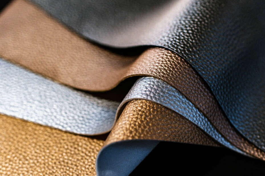 what is Pigmented Leather