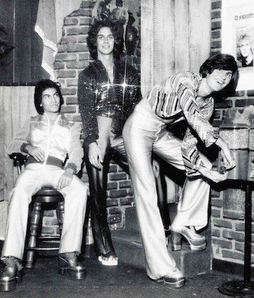 disco rock outfits from 1970