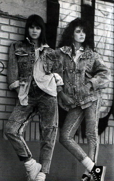 glam rock fashion from 1980
