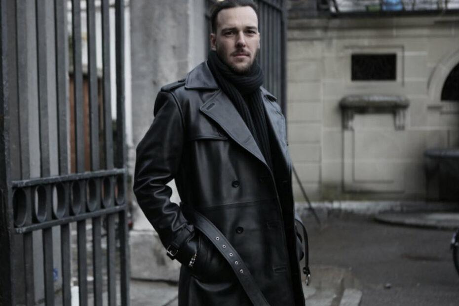 best trench coats for men