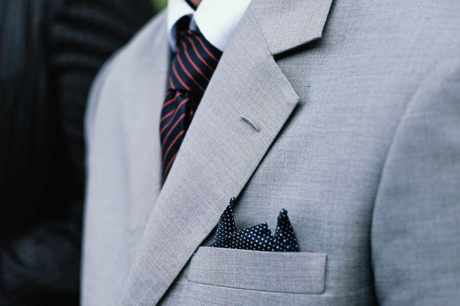 grey blazers