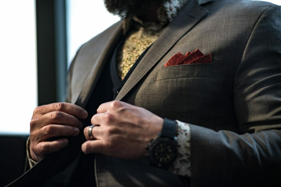 off the rack custom suits