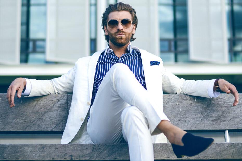 Italian fashion men
