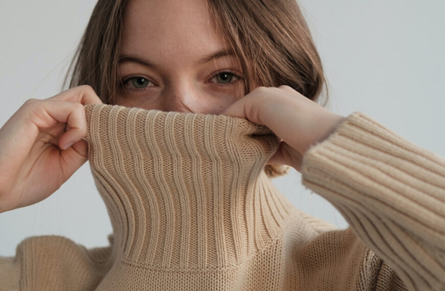 How To Style A Turtleneck?